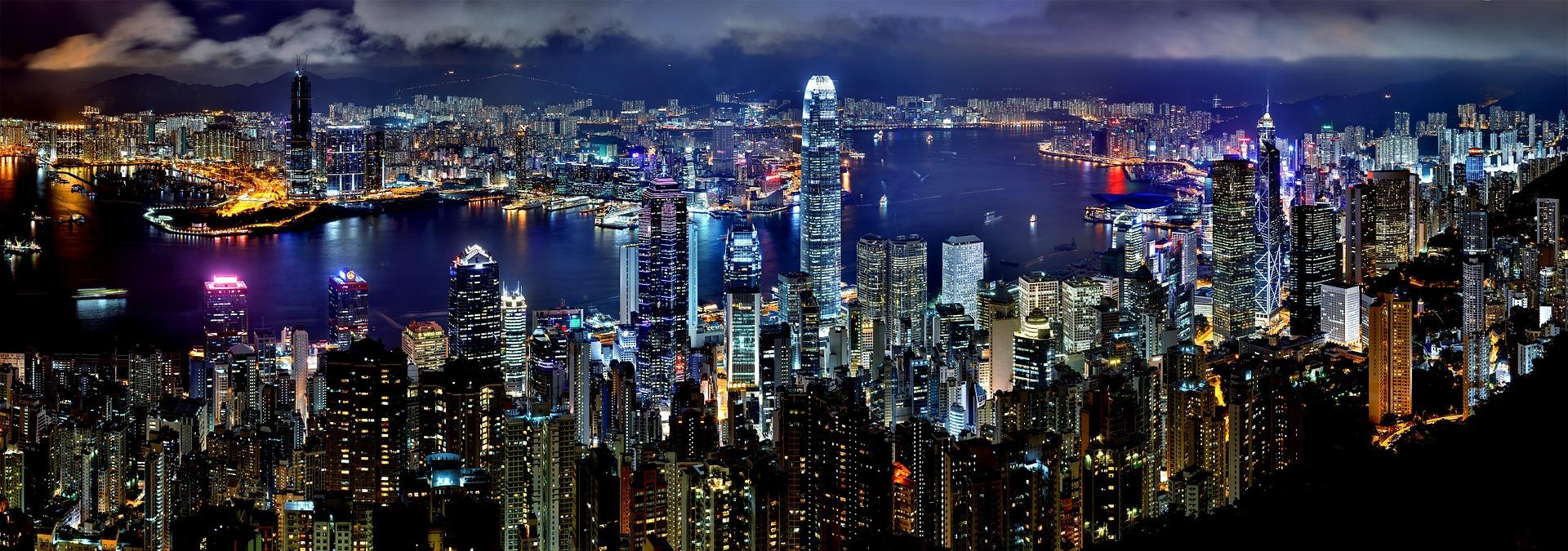 VPN Chine Hong Kong